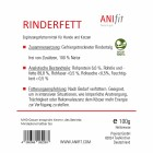 Beef Fat (Rinderfett) 100g (1 Package)